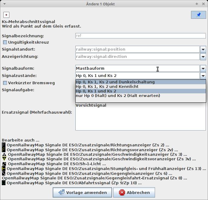 screenshto bug at preset combo box